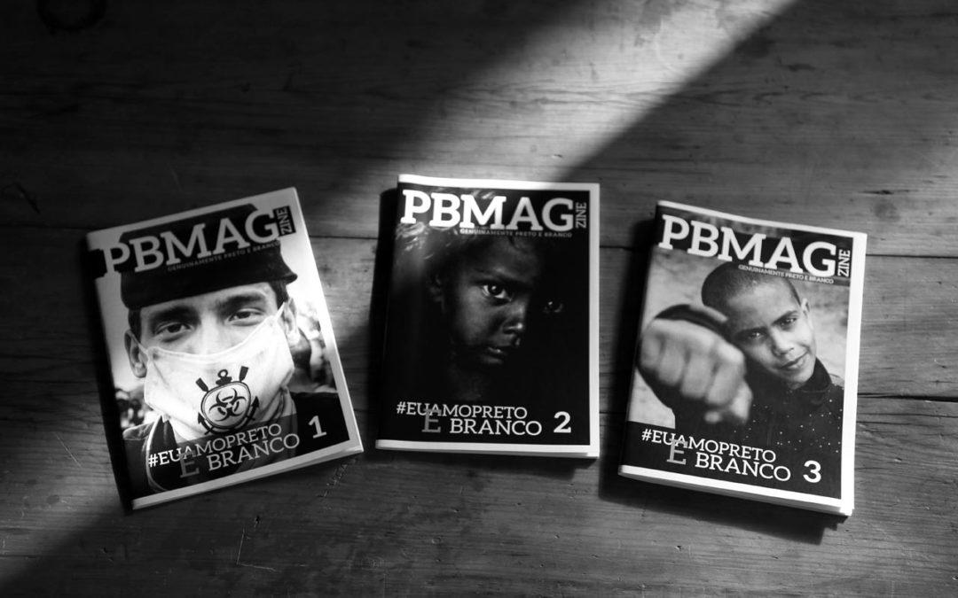 Zine de Fotografia da PBMAG