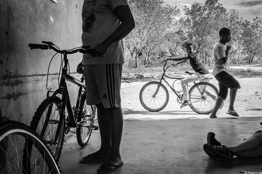 Histórias com a fotografia em preto e branco # 11