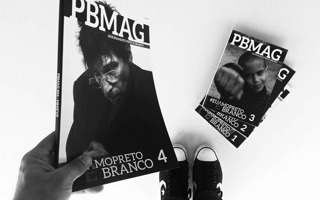 Lançamento da Revista PBMAG 4.