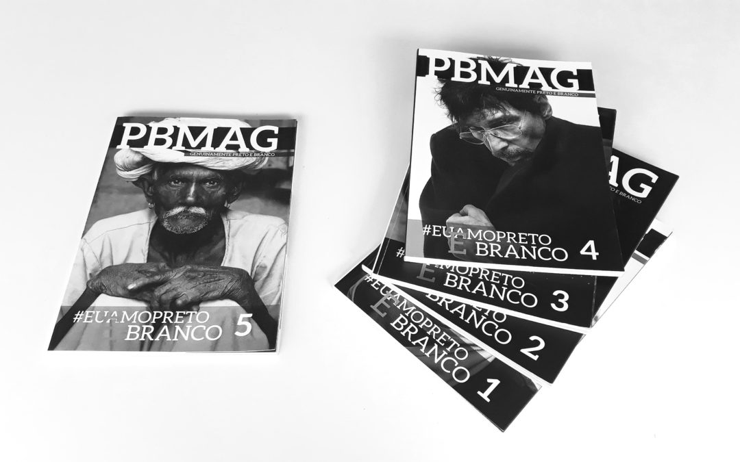 Se você gosta de fotografia, você precisa conhecer a Revista PBMAG