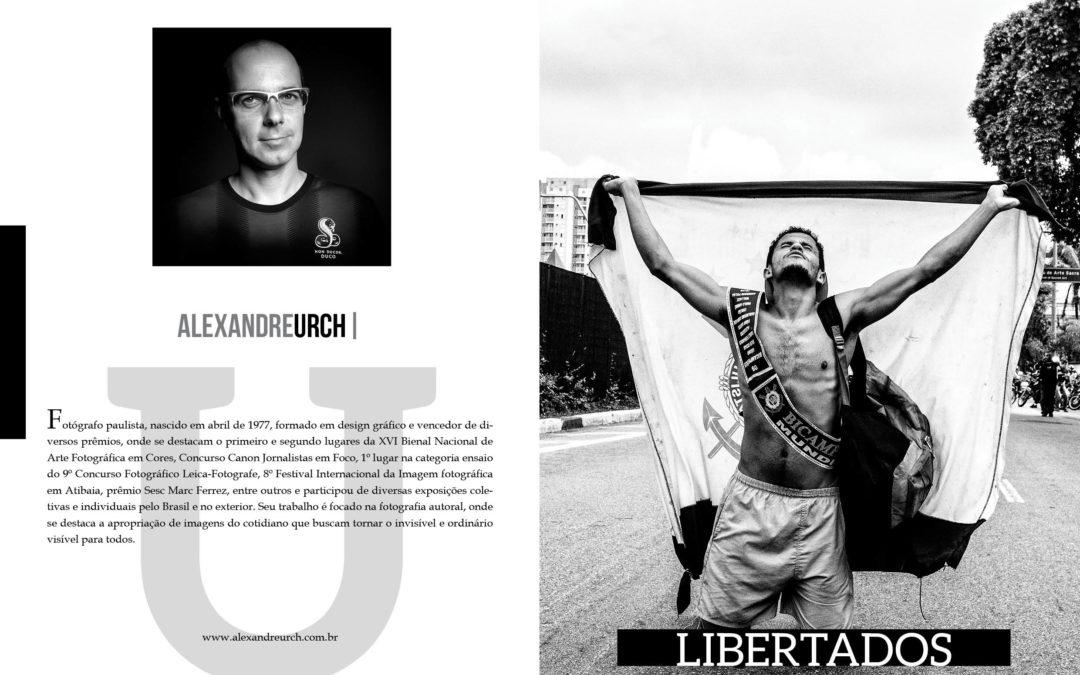Apresentamos Alexandre Urch
