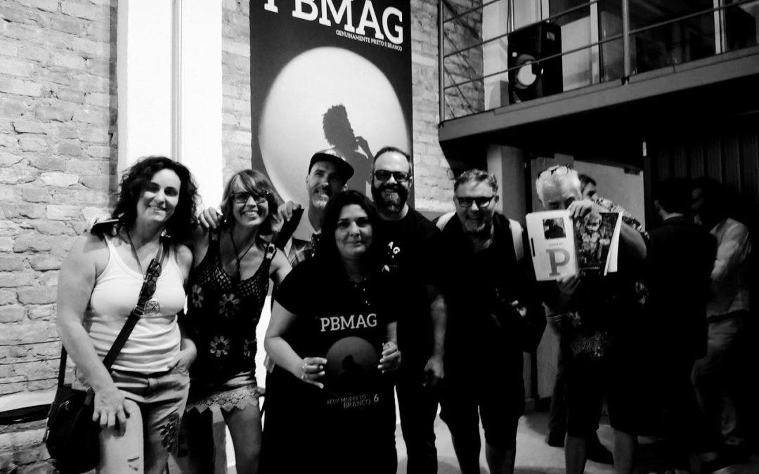 Assim foi o lançamento da PBMAG 6 em São Paulo