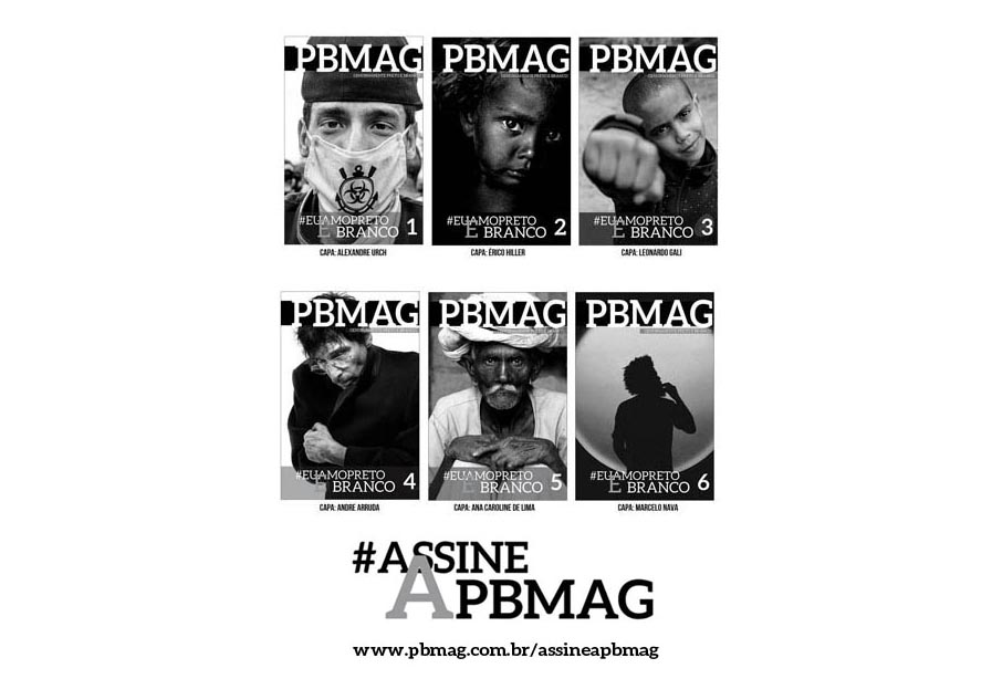 Assinatura da PBMAG