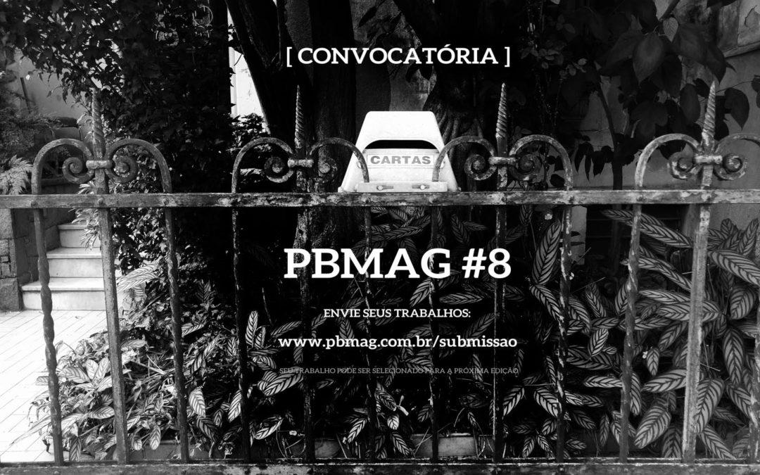 Convocatória PBMAG novos autores
