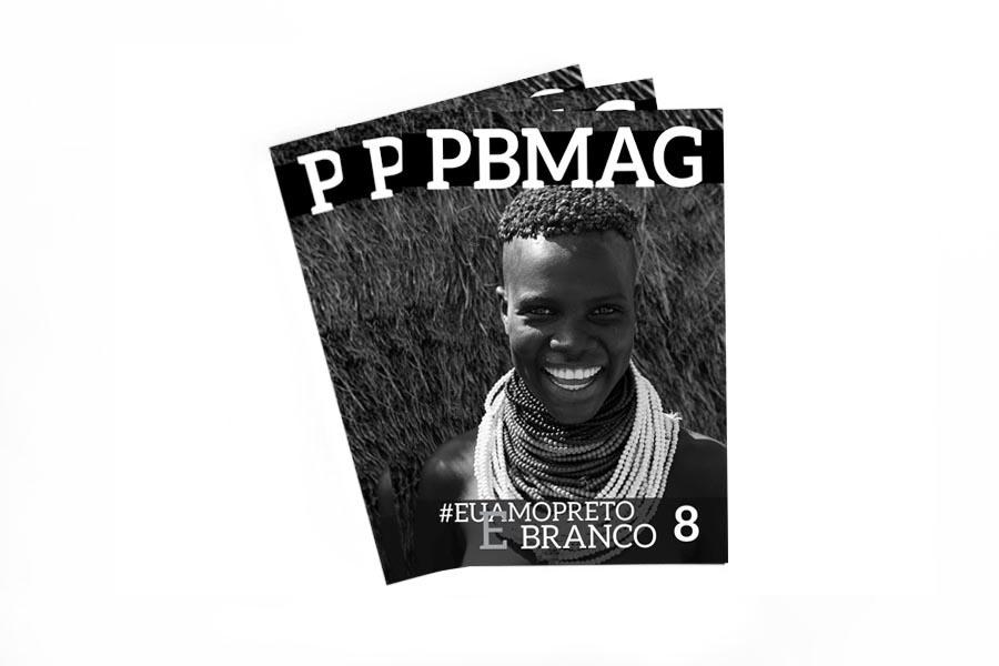 Lançamento da PBMAG 8 – Editorial