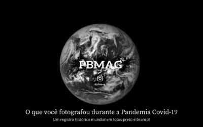 O que você fotografou durante a Pandemia?