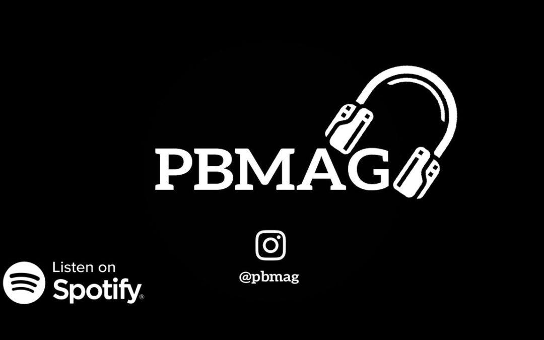 Playlist PBMAG no Spotify